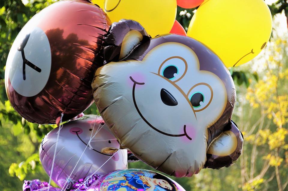gonfler ballon de baudruche